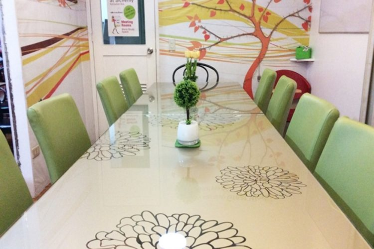 Meeting Room B for 5-10 pax Alchemy Business Center
