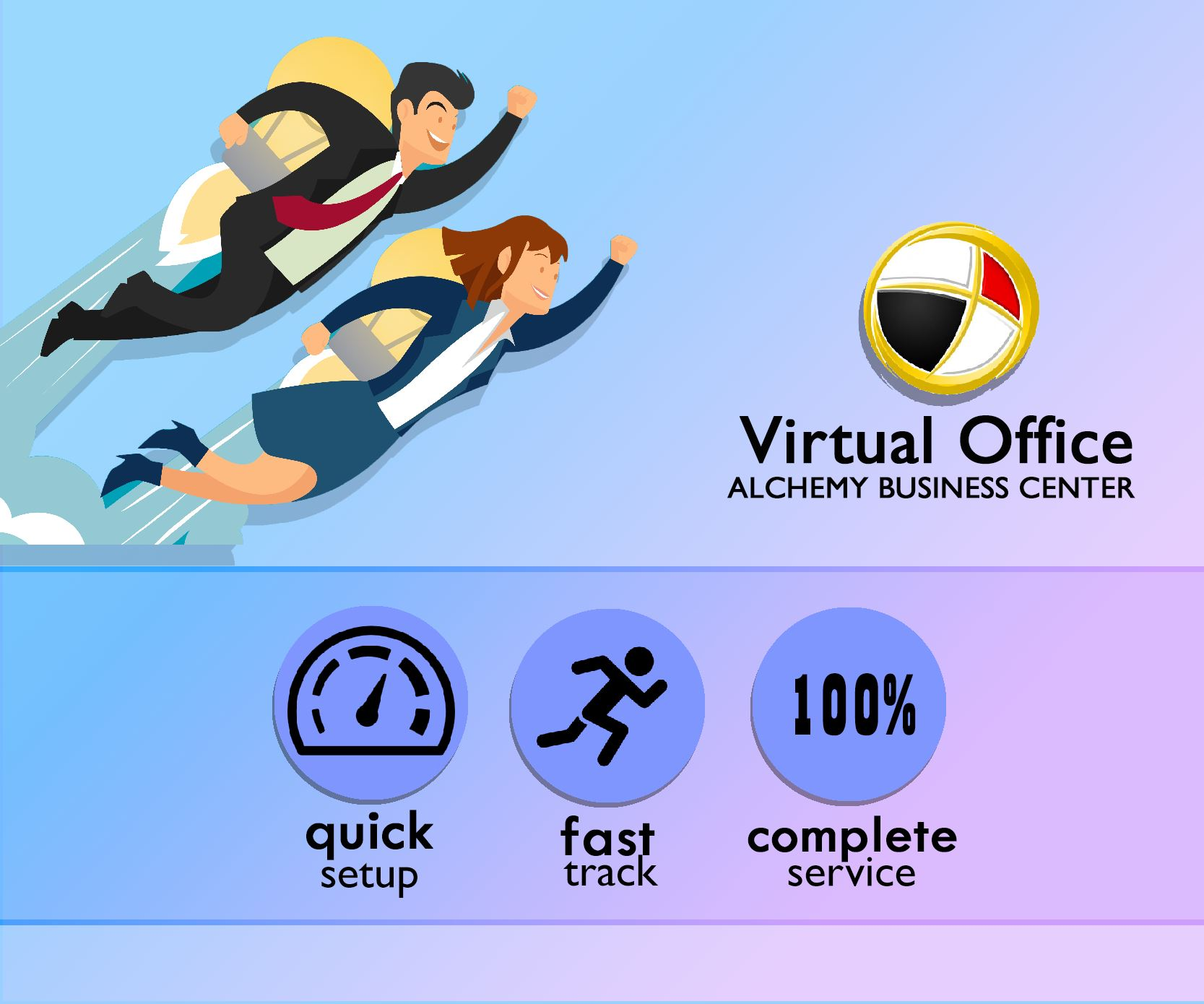 VIRTUAL OFFICE PHILIPPINES Alchemy Business Center