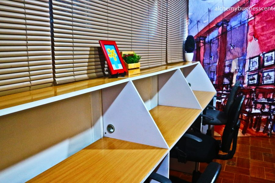 Coworking space Alchemy Katipunan