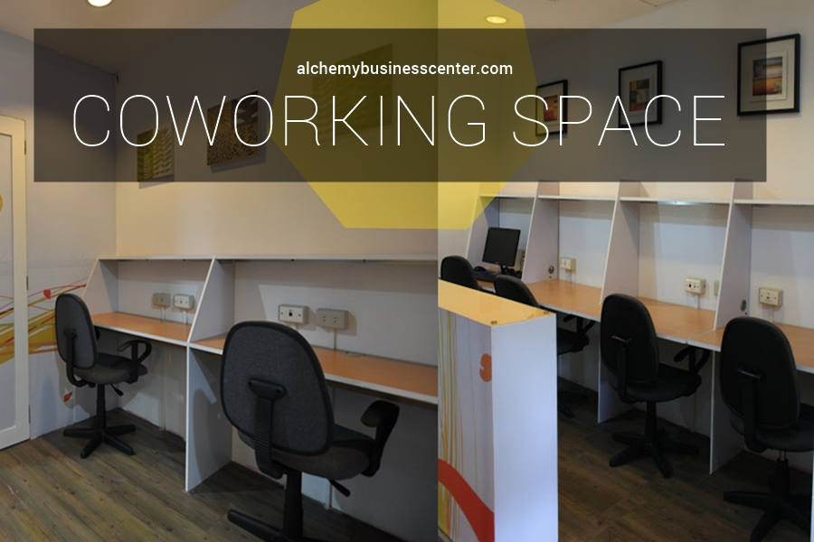 CoWorking Space, Work Space at Alchemy Business Center