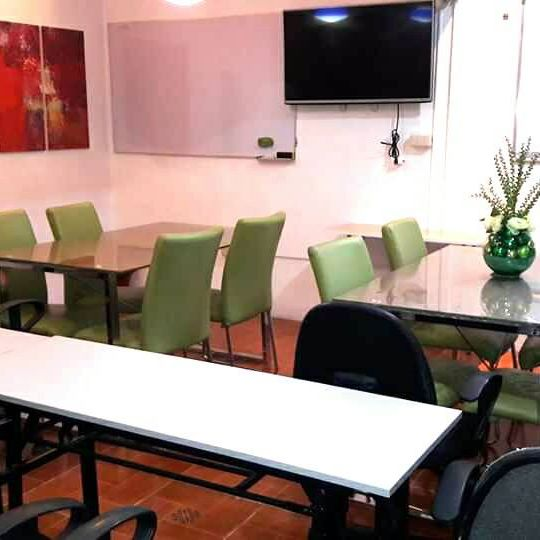 Meeting Room good for 21-30 pax Alchemy Business Center Quezon City