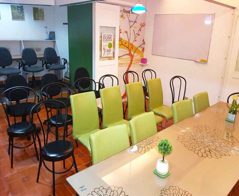 Meeting Room D for 16-25 pax