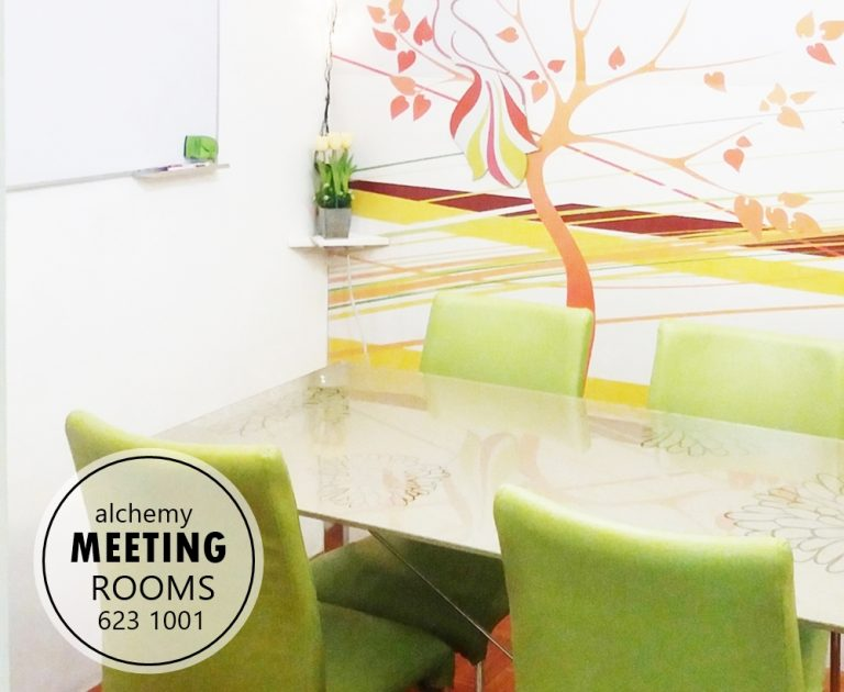 Meeting Room A for 1-4 pax
