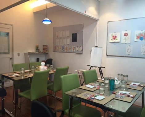 Meeting Room C for 11-15 pax Alchemy Business Center Quezon City